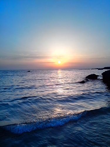 I colori del mare - Trapani (1407 clic)