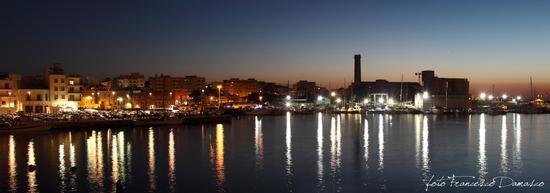 Porto di sera - Monopoli (1595 clic)