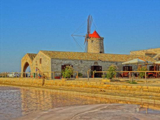 il mulino del sale - Trapani (1394 clic)
