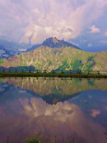 montagna vanitosa - Ollomont (1487 clic)