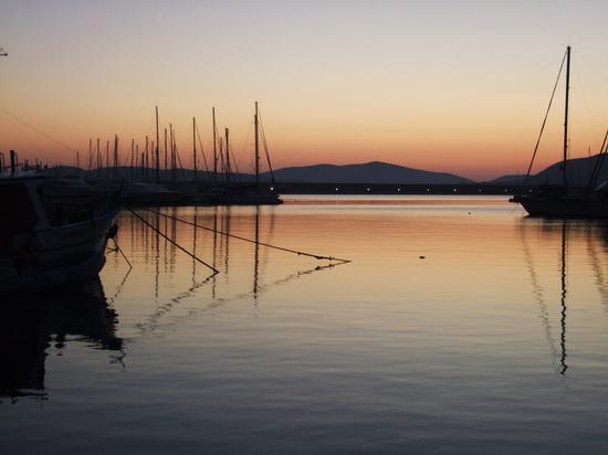 tramonto liquido - Alghero (1309 clic)