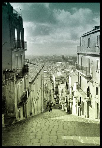 La scalinata calatina - Caltagirone (1369 clic)