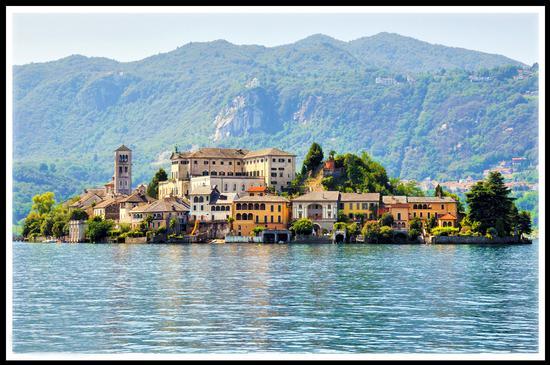 Isola di San Giulio - Orta san giulio (1624 clic)