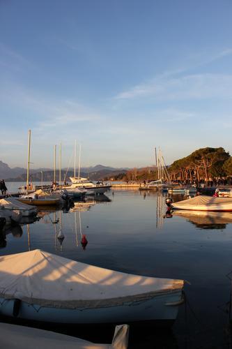 Lago di Garda - Peschiera del garda (884 clic)