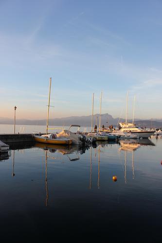 Lago di Garda - Peschiera del garda (1024 clic)