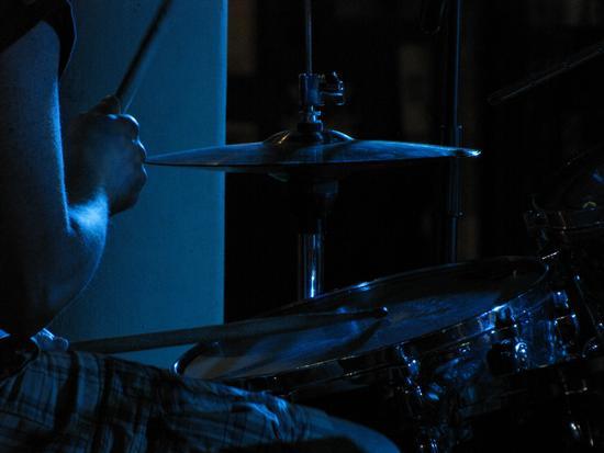 il batterista - Gabicce mare (1440 clic)