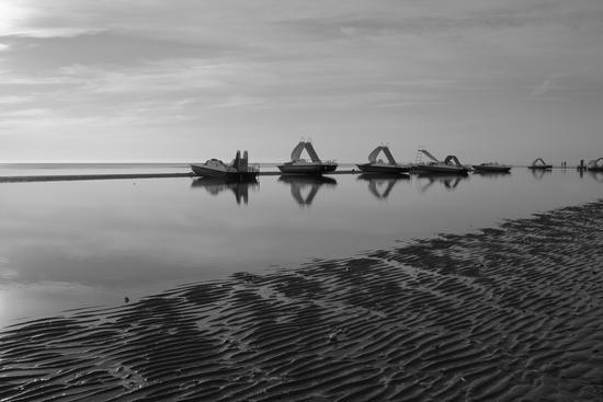 bassa marea - Pinarella (1093 clic)