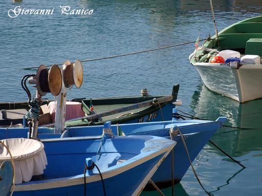 Barche da pesca. - Tricase porto (846 clic)