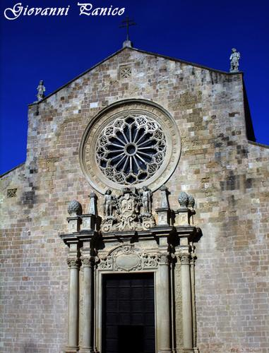 Cattedrale S. Maria Annunziata  _facciata_ - Otranto (801 clic)