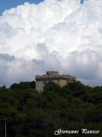 Torre d'avvistamento. - Santa caterina (678 clic)