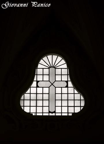 Chiesa Matrice  _particolare_ - Tricase (426 clic)