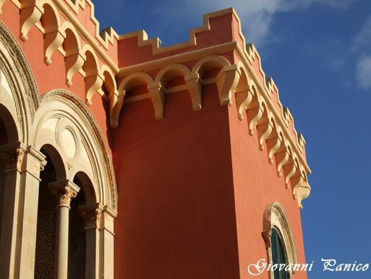 Villa dell'Abate. - Tricase porto (556 clic)