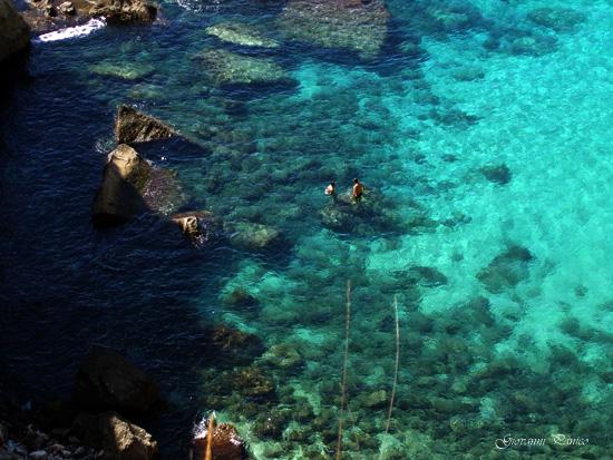 Refrigerio. - Porto miggiano (737 clic)