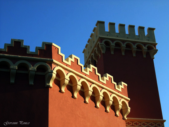 Villa Dell'Abate. - Tricase porto (1163 clic)