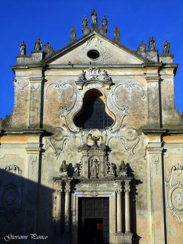 Chiesa di S. Domenico - Tricase (530 clic)