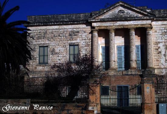 Villa Risolo. - Tricase porto (727 clic)