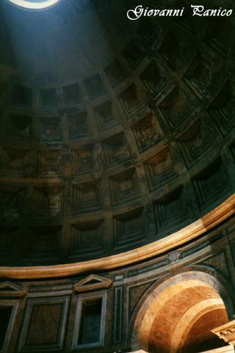Pantheon - Roma (647 clic)