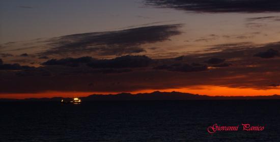 Cargo in navigazione - Tricase porto (778 clic)