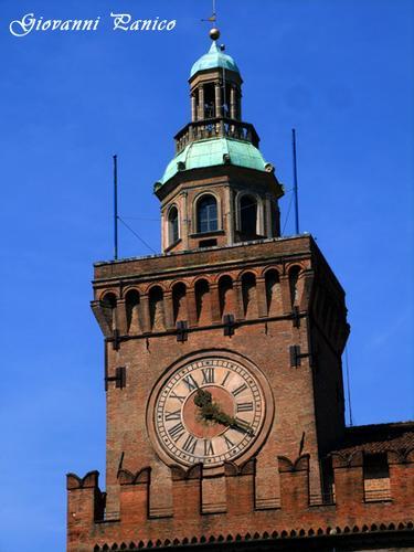 Torre dell'orologio - Bologna (1246 clic)