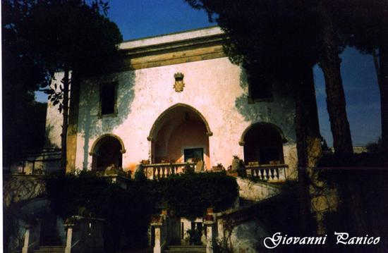 Villa Frisari - Tricase porto (853 clic)