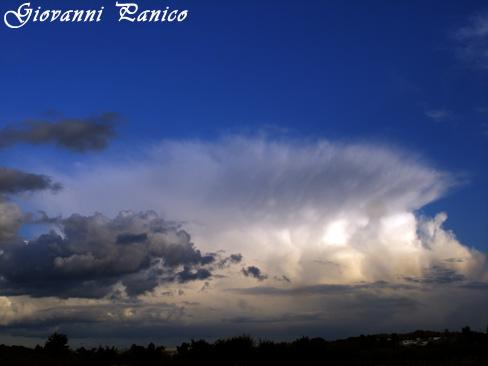 Cielo d'Aprile - Tricase (681 clic)