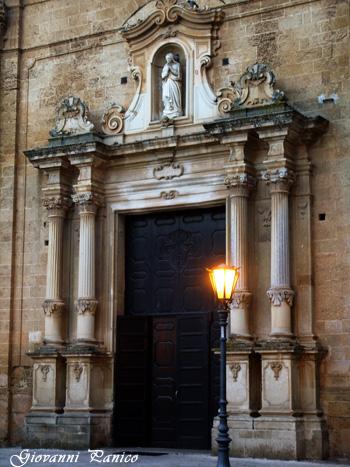 Chiesa della Nativita' - Tricase (611 clic)