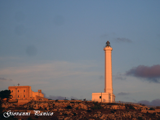 Santuario e Faro - Santa maria di leuca (645 clic)