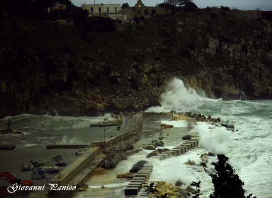 Porto di Castro - Castro marina (728 clic)