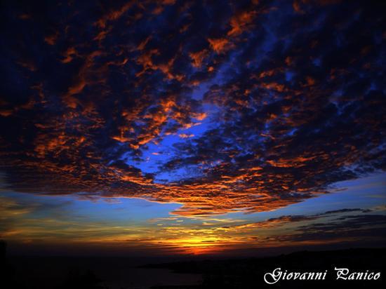 Tramonto su Punta Ristola - Santa maria di leuca (984 clic)
