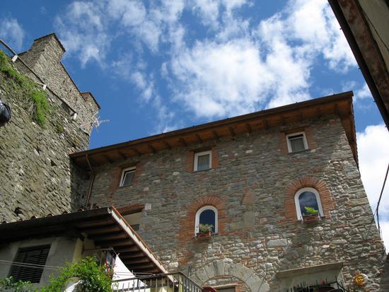 Scorcio di Ghivizzano. (785 clic)