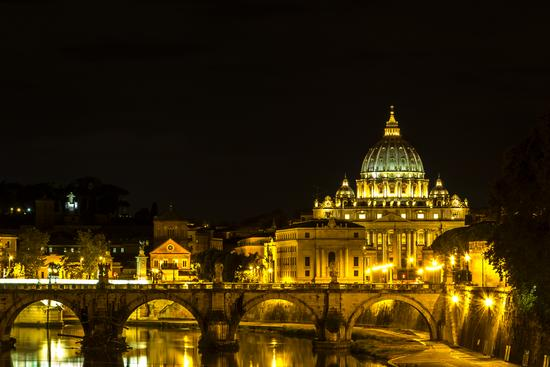 Lazio, Roma, San PIetro (8186 clic)