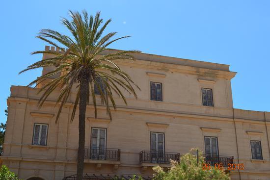 villa florio del XIX secolo - Favignana (1747 clic)