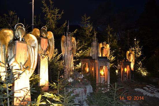 mercatino di natale      - Merano (1097 clic)