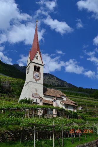 chiesetta s.urlico - Plars di mezzo (2149 clic)