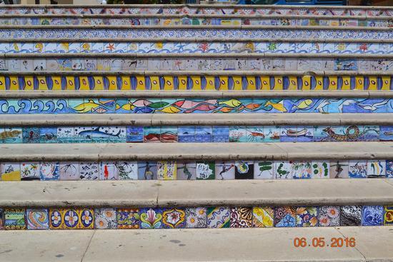 scalinata - Mazara del vallo (1261 clic)