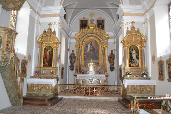 chiesa di sant'antonio - Ortisei (600 clic)