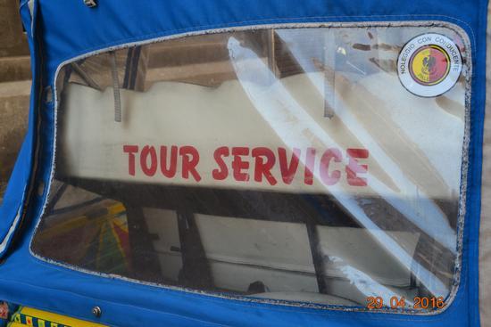 tour sevice - Palermo (826 clic)