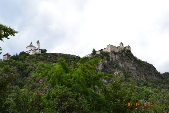 monastero benedettino di sabiona - Chiusa (1007 clic)