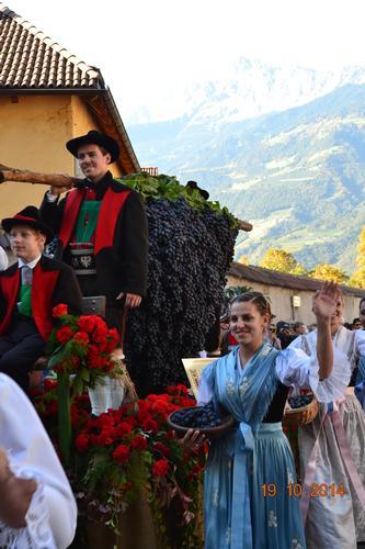 festa dell'uva - Merano (1030 clic)