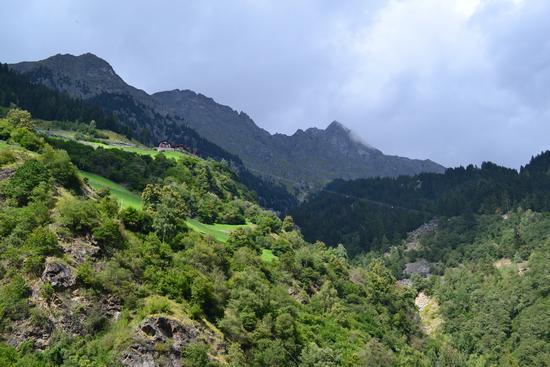 parco naturale del tessa-prov.bozano - Parcines (914 clic)