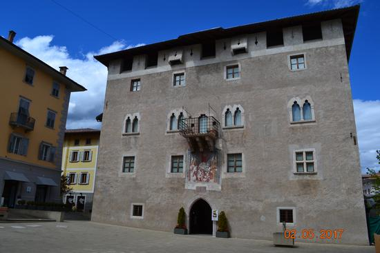 palazzo assesorile - Cles (743 clic)