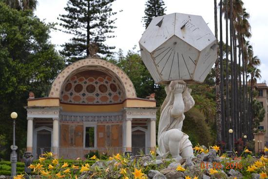 orologi solari del dodecaedro (1784) - Palermo (681 clic)