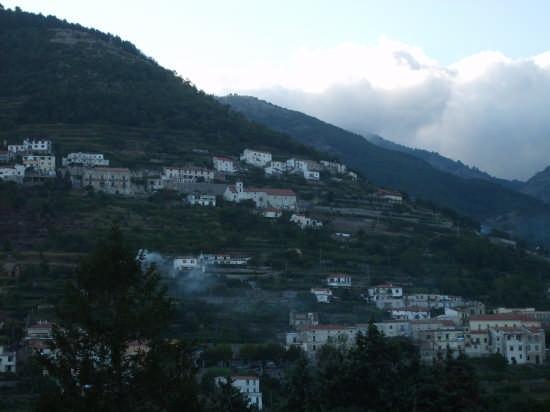 Tramonto a Ravello (2400 clic)