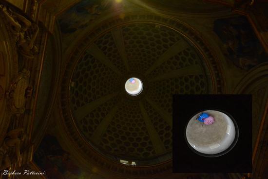 il sacro ed il profano - Assisi (1391 clic)