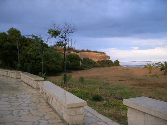 Spiaggia di PIETRE NERE 2 - Pozzallo (6909 clic)