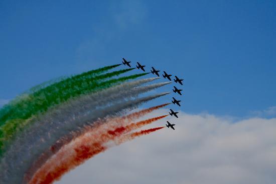 frecce tricolori - Imperia (1024 clic)
