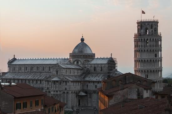 Tramonto su Pisa (1151 clic)