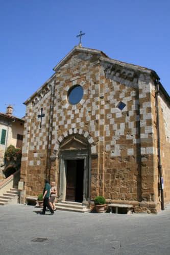 Trequanda, chiesa (3963 clic)