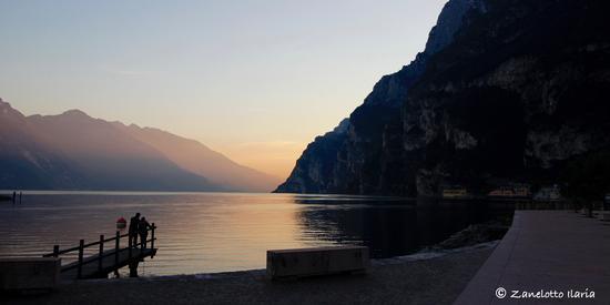 Lago d'incanto - Riva del garda (1044 clic)