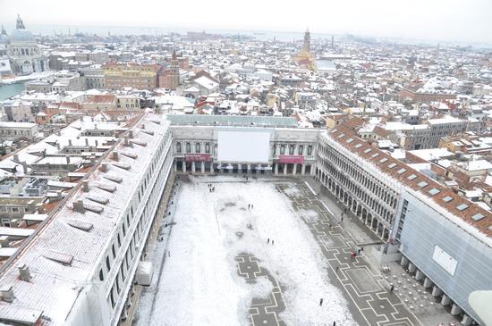 venezia con la neve (739 clic)